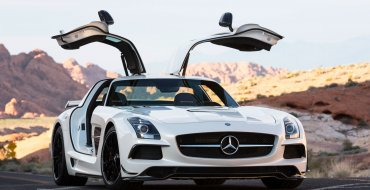 Mercedes AMG SLS Coupe