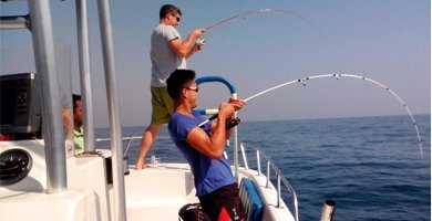 аджман рыбалка